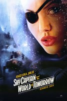 Sky Captain and the World of Tomorrow - style C Wall Poster
