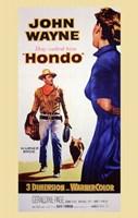 Hondo Wall Poster