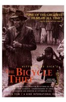 The Bicycle Thief - photo Wall Poster