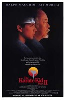 The Karate Kid: Part 2 Framed Print