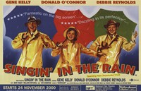 Singin' in the Rain Wall Poster