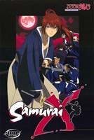 Samurai X Wall Poster