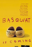 Basquiat - yellow Wall Poster