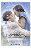 The Notebook This Summer Wall Poster