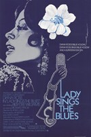 Lady Sings the Blues Diana Ross Wall Poster