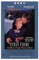 Ethan Frome Wall Poster
