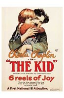 The Kid First National Attraction Wall Poster