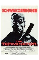 The Terminator - style C Framed Print