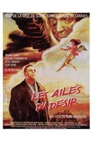 Wings of Desire - Angel Wall Poster