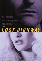 Lost Highway - Mouths Wall Poster