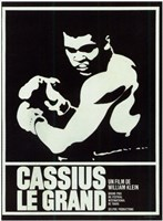 Cassius Le Grand Wall Poster