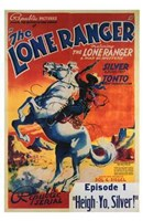 The Lone Ranger - Episode 1 Framed Print