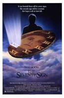 The Seventh Sign Wall Poster