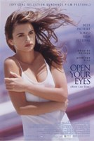 Open Your Eyes (Abre Los Ojos) Wall Poster