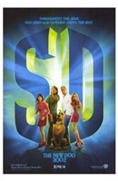 Scooby-Doo Film Wall Poster