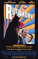 Rushmore Wall Poster