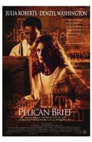 The Pelican Brief Wall Poster