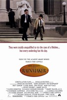 John Grisham's the Rainmaker Wall Poster