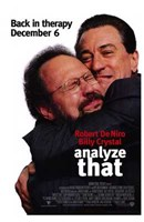 Analyze That Wall Poster