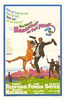 Barefoot in the Park Wall Poster
