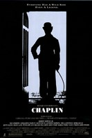 Chaplin Wall Poster
