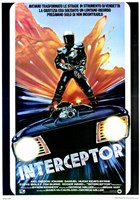 Mad Max Interceptor Wall Poster
