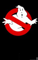 Ghostbusters Blank Logo Wall Poster