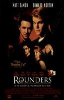 Rounders - Matt Oamon Framed Print