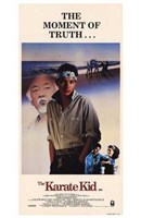 The Karate Kid Moment of Truth Wall Poster