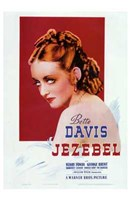 Jezebel - Woman Framed Print