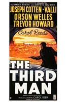 The Third Man Carol Reeds Wall Poster