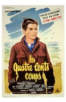 400 Blows Wall Poster