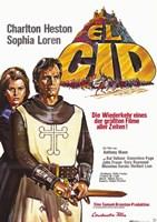 El Cid Framed Print