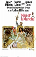 Man of La Mancha Wall Poster