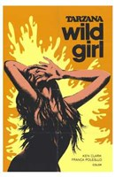Tarzana the Wild Girl, c.1969 Framed Print