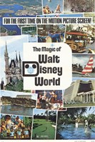 Magic of Walt Disney World Wall Poster