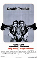Magnum Force-Dirty Harry Wall Poster