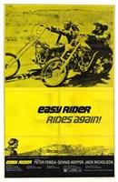Easy Rider Rides Again! Fine Art Print