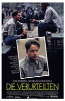 The Shawshank Redemption Tim Robbins Wall Poster