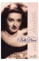 Bette Davis Signature Collection Framed Print