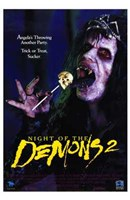 Night of the Demons 2 Wall Poster