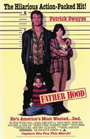 Father Hood Wall Poster