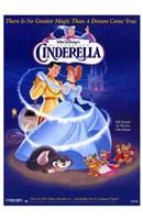 Cinderella Dancing Wall Poster