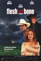 Flesh and Bone Wall Poster