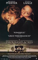 A Thousand Acres Movie Poster Wall Poster