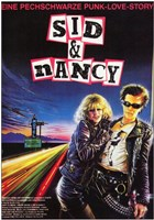 Sid and Nancy - Punk love story Wall Poster
