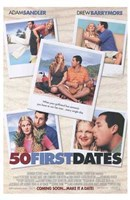 50 First Dates - pictures Wall Poster