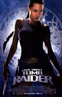 Lara Croft: Tomb Raider Wall Poster