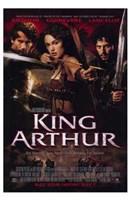 King Arthur Cast Wall Poster