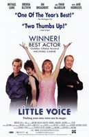 Little Voice Wall Poster